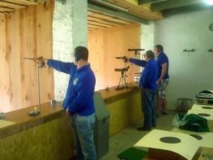 Kreismeisterschaft Freie Pistole 2014